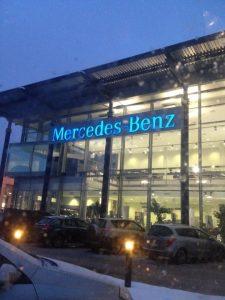 Отзывы об автосалоне Mercedes-Benz