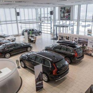 Отзывы об автосалоне Автосалон Volvo car m1 в Краснознаменске