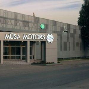 Отзывы об автосалоне Musa Motors на Полежаевской Сеть
