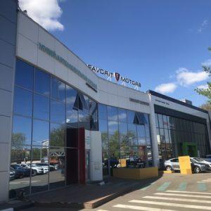 Отзывы об автосалоне Группа компаний FAVORIT MOTORS на Коптевской улице