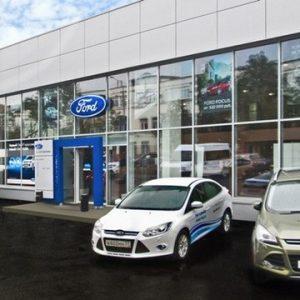 Отзывы об автосалоне FAVORIT MOTORS Ford