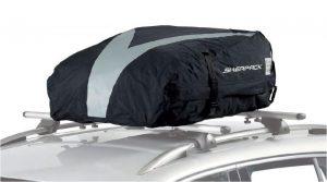 Текстильный бокс на крышу авто