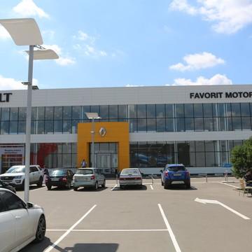 Отзывы об автосалоне FAVORIT MOTORS Renault
